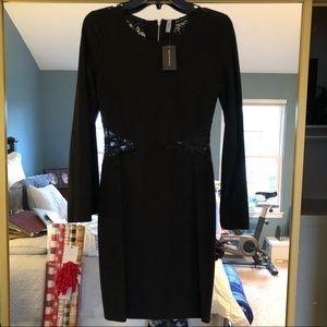 NWT Abbeline Lace Back Dress